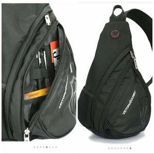 Victoriatourist Shoulder Sling Bag Chest Pack